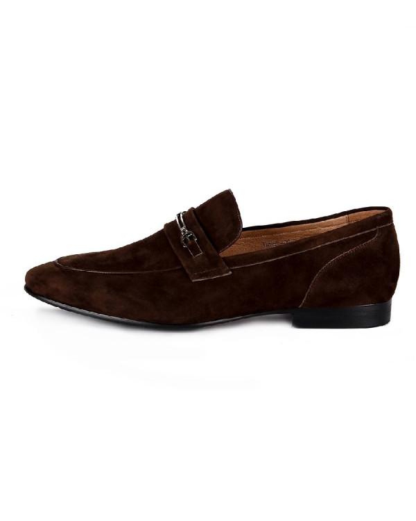 Туфли мужские арт. 04-D482-002-2 коричневый