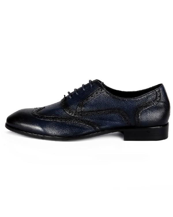 Туфли мужские арт. 04-D468-G606-1 т.синий