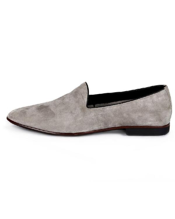 Туфли мужские арт. 04-D475-002-1 серый