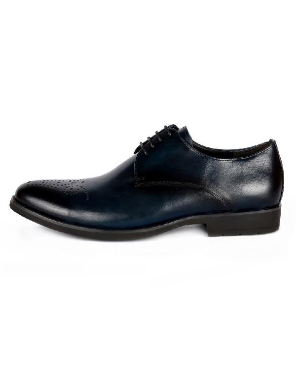 Туфли мужские арт. 05-A13-316-21 т.синий