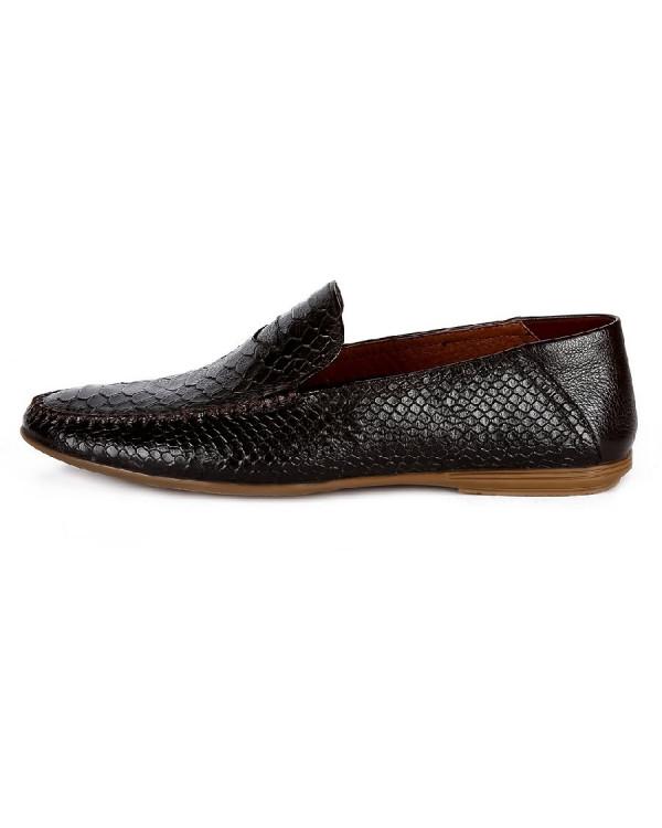 Туфли мужские арт. 05-E10-69-F974 коричневый