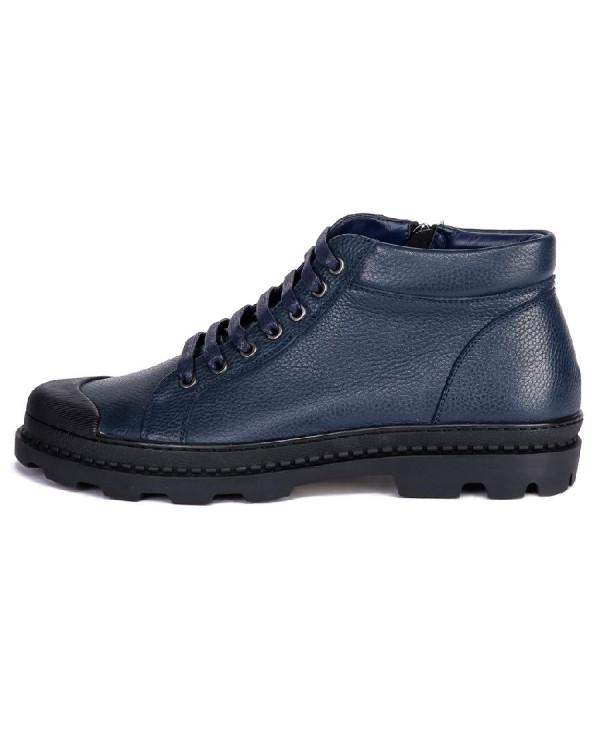 Ботинки мужские арт. 14-A957-5A-H44 т.синий