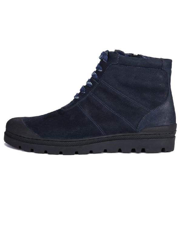 Ботинки мужские арт. 14-A995-11B-F257 т.синий
