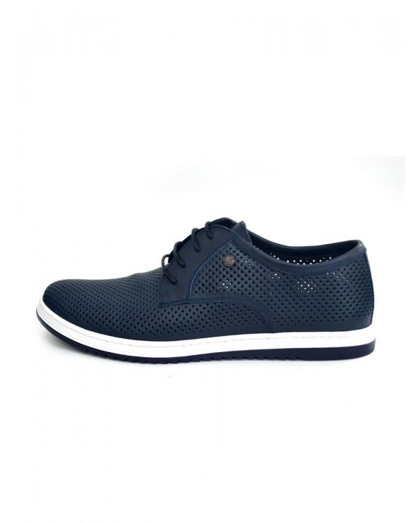 Туфли мужские арт. 14-F195-1T-A417-1 синий