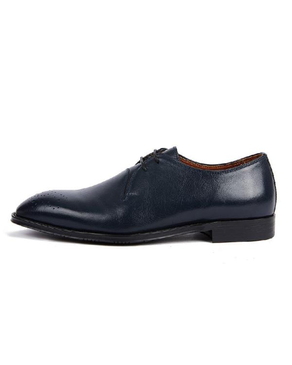 Туфли мужские арт. 14-F312-2C-H561 синий