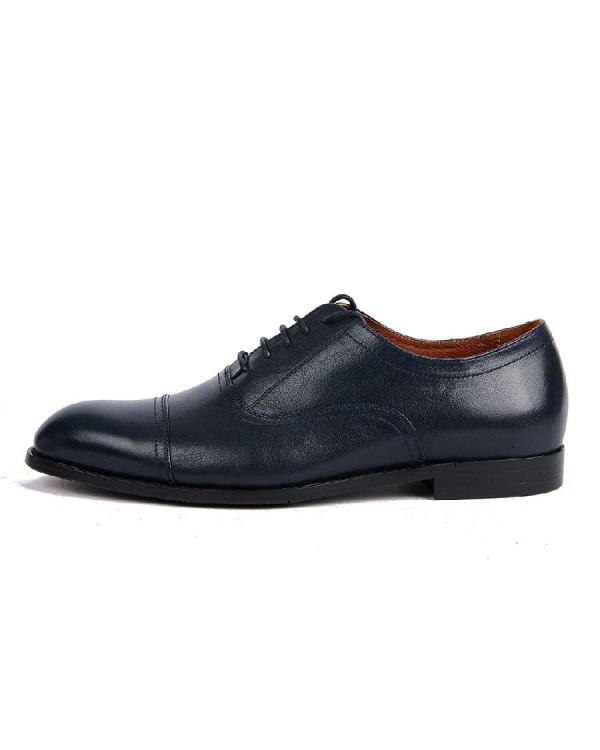 Туфли мужские арт. 14-F321-1C-H561 синий