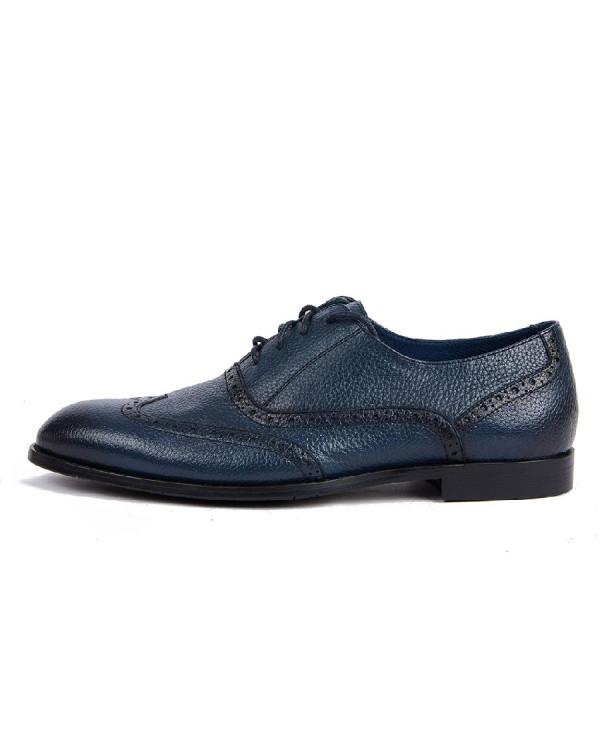 Туфли мужские арт. 14-F321-2B-H556 синий