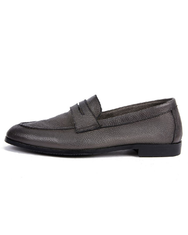 Туфли мужские арт. 14-F322-2C-H559 серый