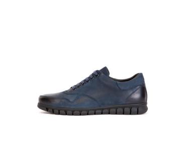 Ботинки мужские арт. 14-F350-6C-682 синий