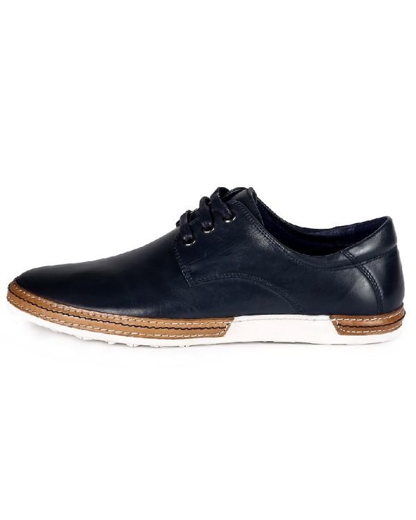 Туфли мужские арт. 14-WF7-16-850 т.синий