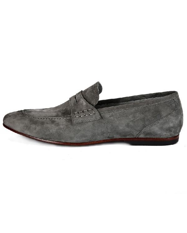 Туфли мужские арт. 22-70-3635 серый