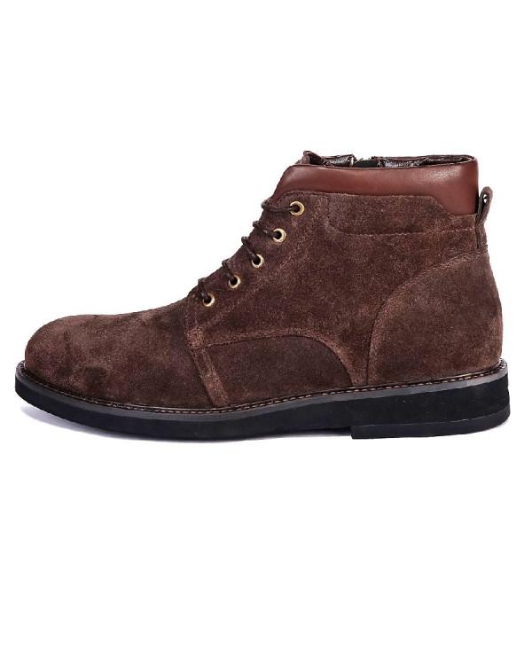 Ботинки мужские арт. 22-74B-01 коричневый