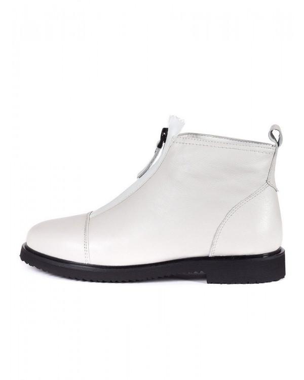 Ботинки женские арт. 22-90-2333 белый