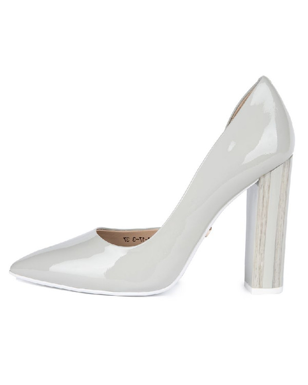 Туфли женские арт. 26-TYP51A-17-3 серый