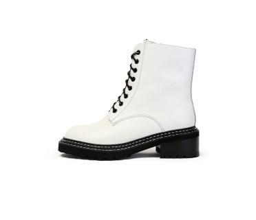 Ботинки женские арт. 26-TYX567-0605-2 белый