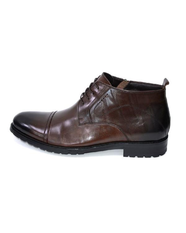 Ботинки мужские арт. 38-H103-2-433 коричневый