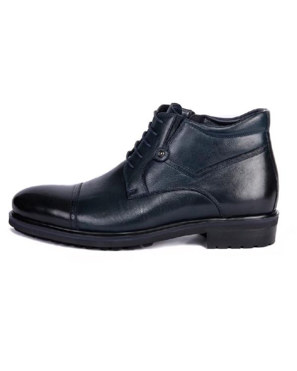 Ботинки мужские арт. 38-S601-9-423M т.синий
