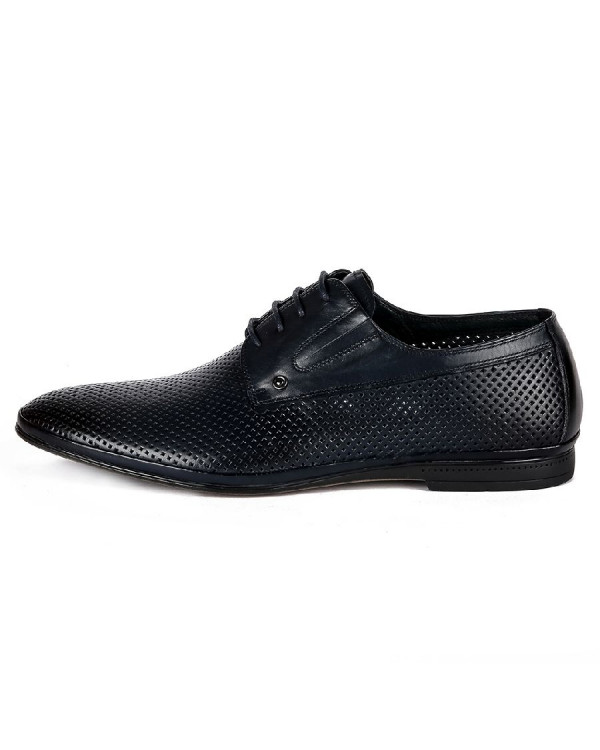 Туфли мужские арт. 38-Y531-2-63 т.синий
