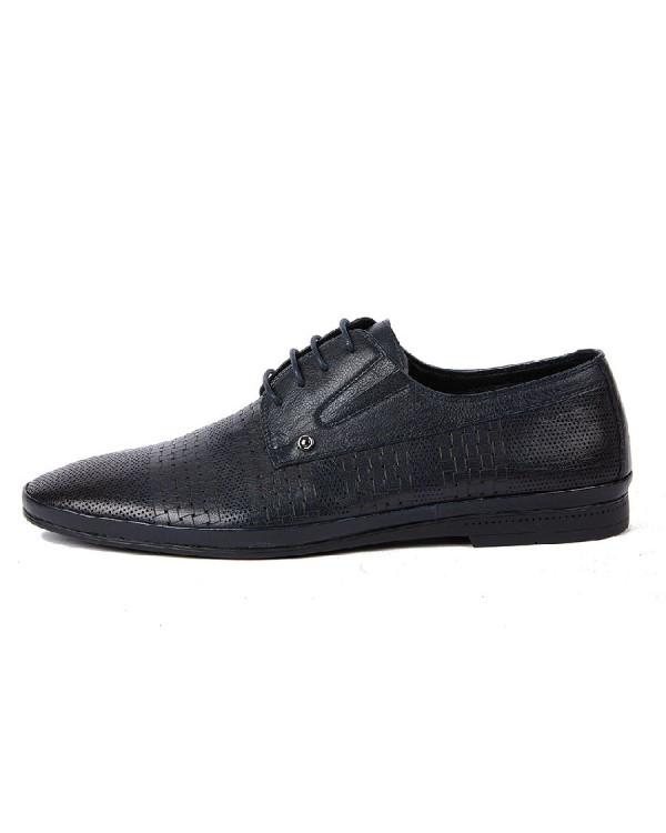 Туфли мужские арт. 38-Y531-20-B100 синий