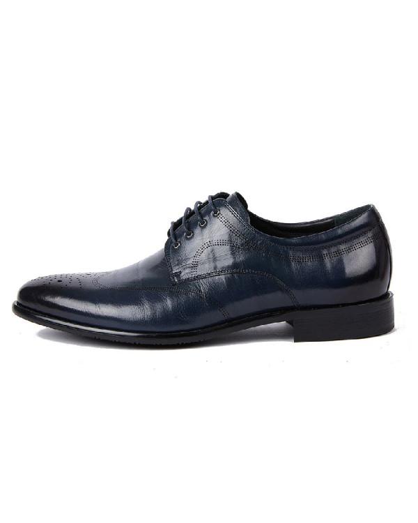 Туфли мужские арт. 38-Y556-5-435 синий