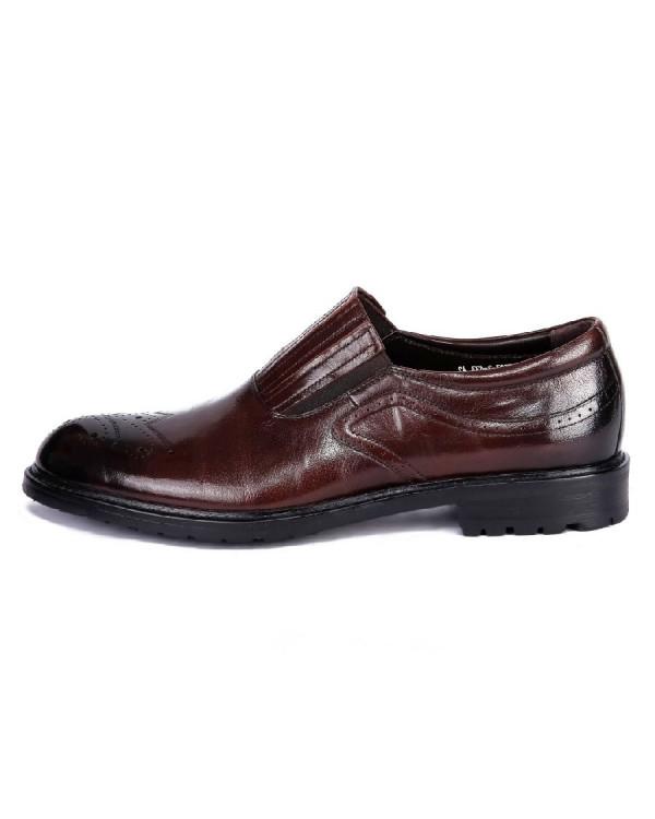 Туфли мужские арт. 38-Y587-2-433 коричневый