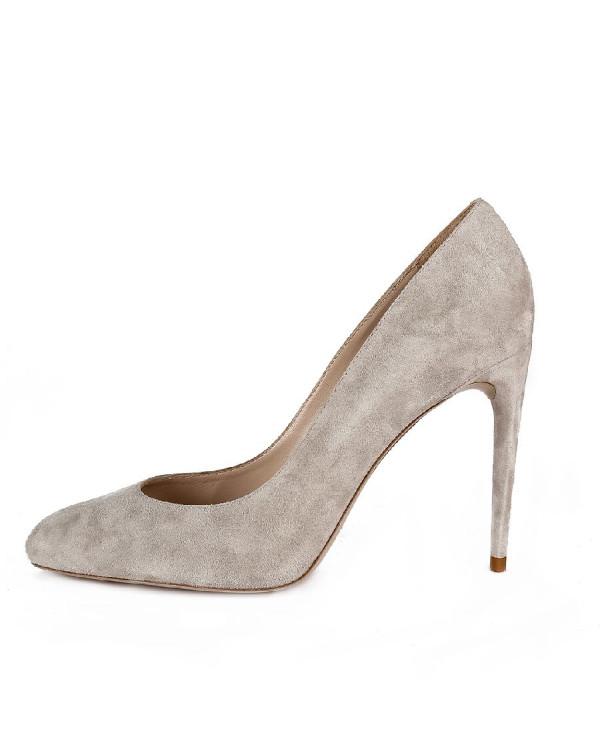 Туфли женские арт. 42-MP205-1-12 серый