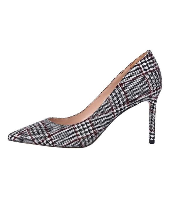 Туфли женские арт. 42-MP269-1-1F серый