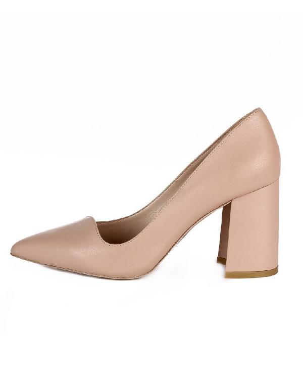 Туфли женские арт. 42-MP206-7-21 розовый