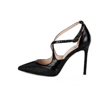 Туфли женские арт. 42-P760-121-1