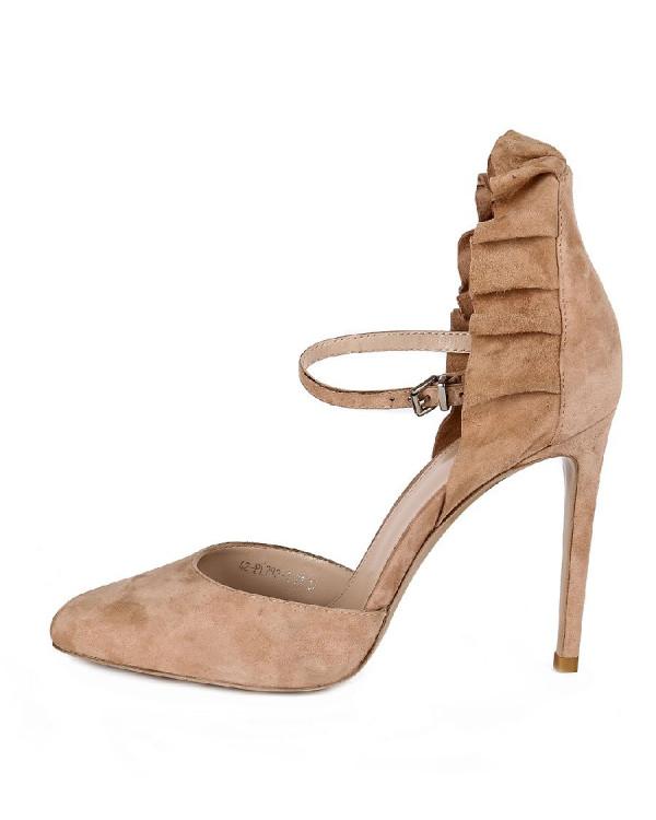 Туфли женские арт. 42-RL792-1-21 розовый