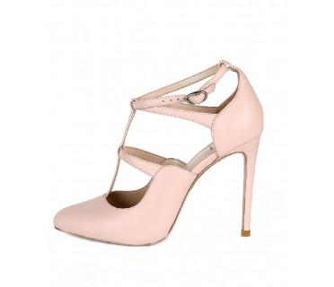 Туфли женские арт. 42-RL792-23-21 розовый