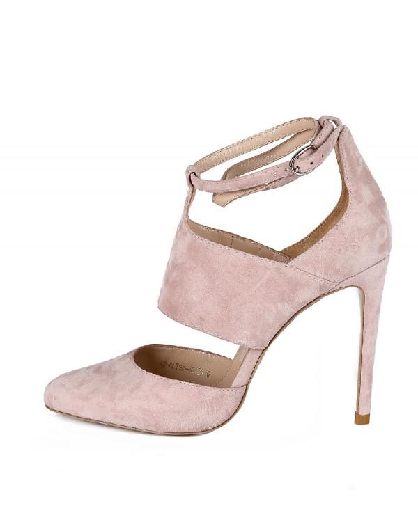 Туфли женские арт. 42-RL792-60-25 розовый