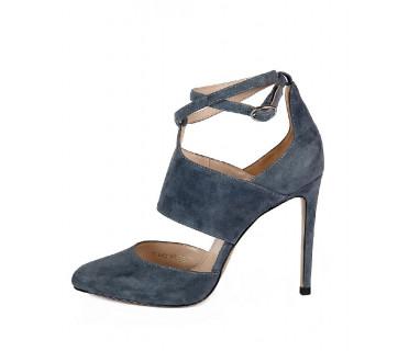 Туфли женские арт. 42-RL792-60-3 синий