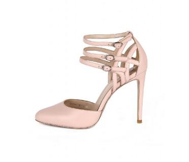 Туфли женские арт. 42-RL792R-27-21 розовый