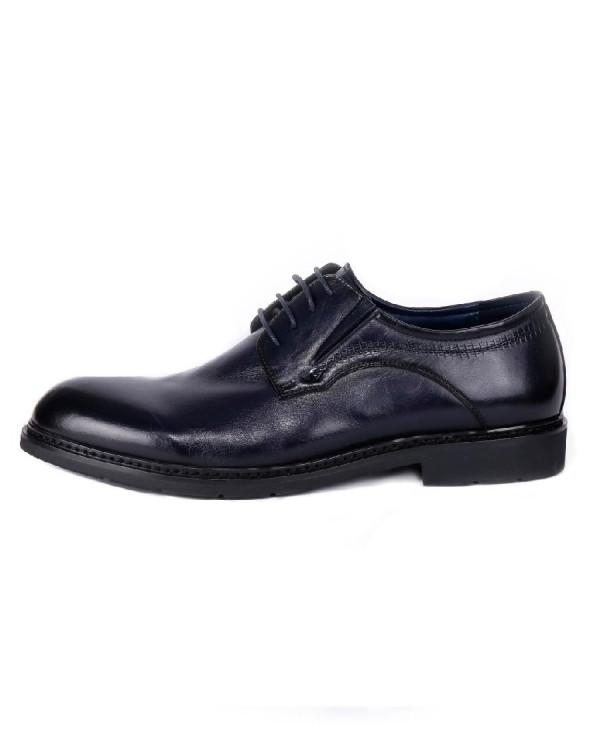 Туфли мужские арт. 43-A198-B4-SW4 т.синий