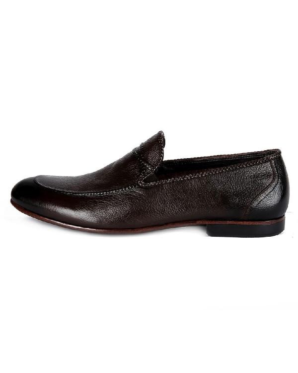 Туфли мужские арт. 43-A220-B7-MN5 т.коричневый