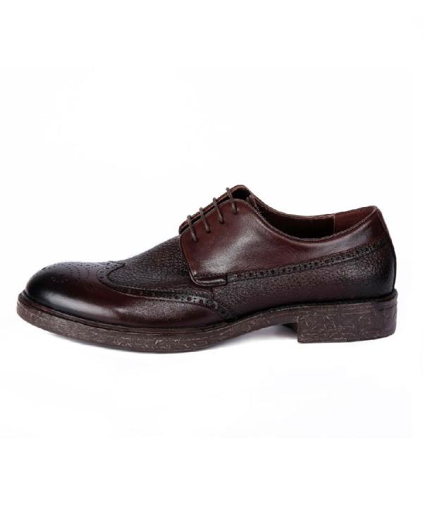 Туфли мужские арт. 43-A282-D2-LP5 коричневый