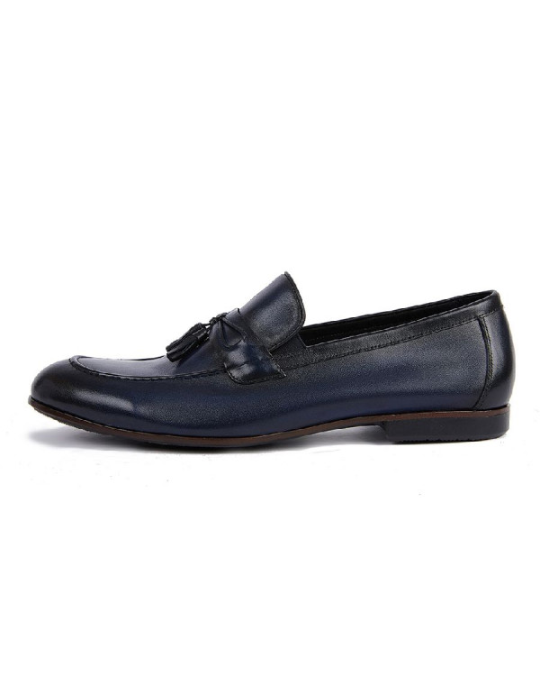 Туфли мужские арт. 43-B220-D25-SW4 синий