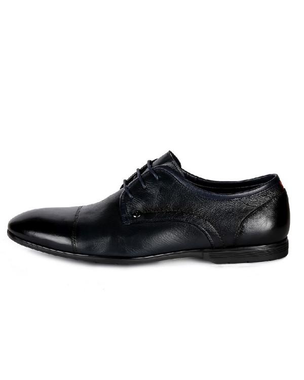 Туфли мужские арт. 43-B236-B3-A124 т.синий