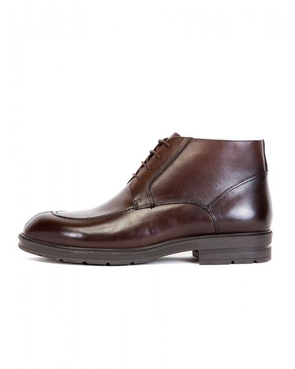Ботинки мужские арт. 43-HM909-D34-SG5 кофе