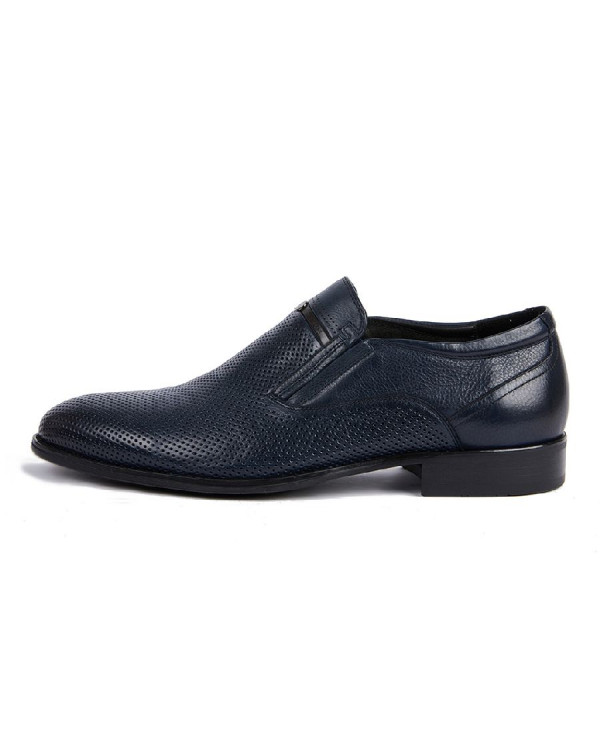 Туфли мужские арт. 44-0302B-02B-2 синий