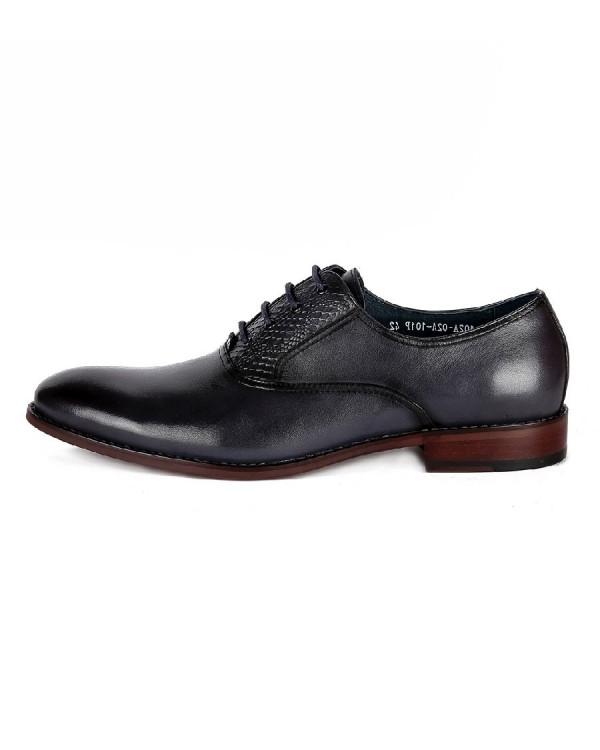 Туфли мужские арт. 44-102A-02A-101P т.синий