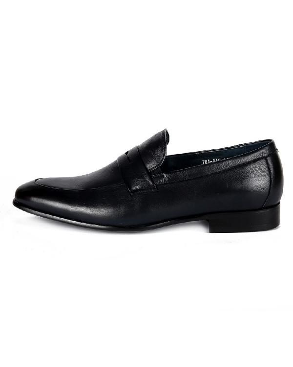 Туфли мужские арт. 44-70A-01C-A49 т.синий