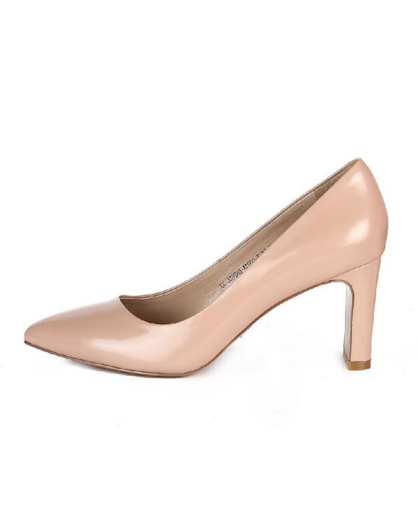 Туфли женские арт. 47-E169-6001A-EN285L розовый