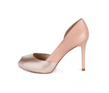 Туфли женские арт. 47-L6088-6103S-CDY054AL розовый