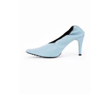Туфли женские арт. 51-IC58-1 голубой