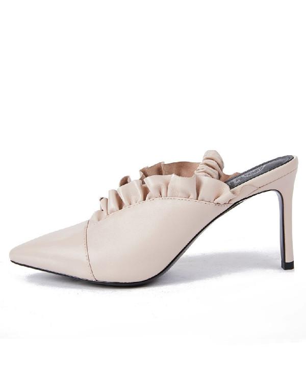 Туфли женские арт. 52-1716-91A розовый