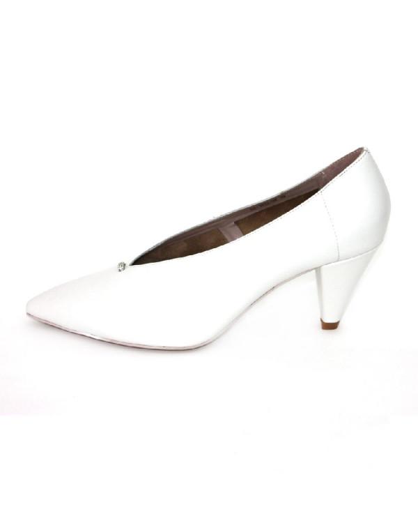Туфли женские арт. 52-1822-92 белый