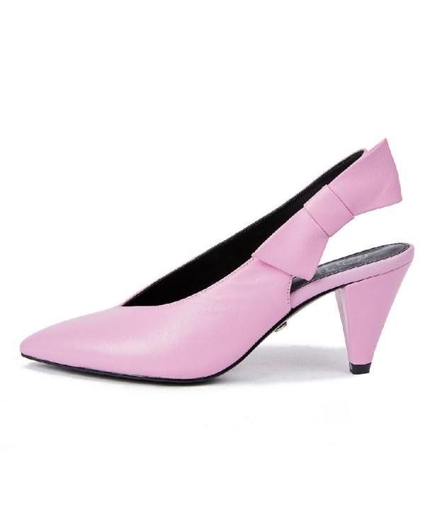Туфли женские арт. 52-1822-93A фиолетовый