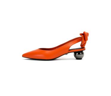 Jodie туфли женские арт. 52-1823-93R оранжевый